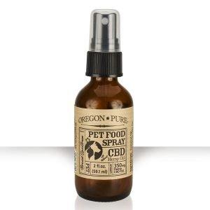 CBD pet spray